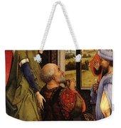 Weyden Bladelin Triptych    Weekender Tote Bag
