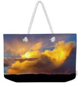 When God Picks Up A Paintbrush... Weekender Tote Bag