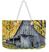 Where I Want To Be By Prankearts Fine Art Weekender Tote Bag
