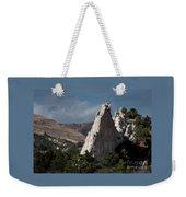 White Rock, Garden Of The Gods Weekender Tote Bag
