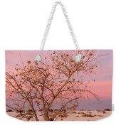 White Sands Sunset 2 Weekender Tote Bag