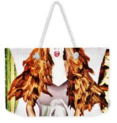 Whitout Title Weekender Tote Bag