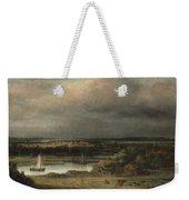 Wide River Landscape Weekender Tote Bag