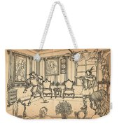 William Tell And Leopold I Weekender Tote Bag