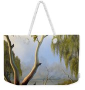 Willow Creek Weekender Tote Bag