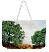 Windblown Clouds Weekender Tote Bag