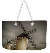 Windmills At Campo De Criptana Weekender Tote Bag