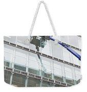 Window Cleaning Weekender Tote Bag