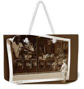 Window Dreaming Weekender Tote Bag by Brian Wallace