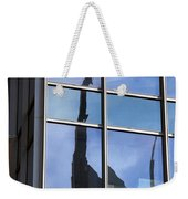 Window Reflections Weekender Tote Bag