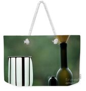Window Sill Decoration Weekender Tote Bag