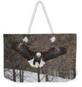 Wings Of Wonder Weekender Tote Bag