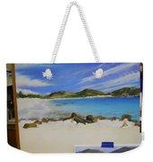Wip- Orient Beach Weekender Tote Bag