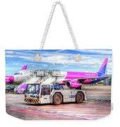 Wizz Air Airbus A321 Weekender Tote Bag
