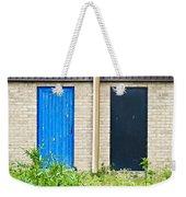 Wooden Doors Weekender Tote Bag