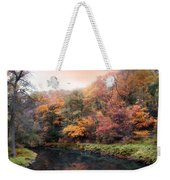 Woodland River Weekender Tote Bag