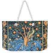 Woodpecker Tapestry Weekender Tote Bag
