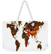 World Map 2b Weekender Tote Bag