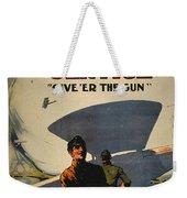 World War I: Air Service Weekender Tote Bag by Granger