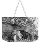 World War I: U.s. Troops Weekender Tote Bag