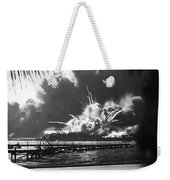 World War II: Pearl Harbor Weekender Tote Bag