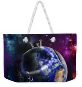 Wounded Earth Weekender Tote Bag