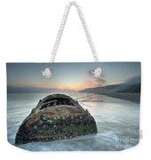 Wreck Of Laura - Filey Bay - North Yorkshire Weekender Tote Bag
