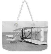 Wright Brothers Glider Weekender Tote Bag