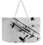 Wwi: Dogfight Weekender Tote Bag
