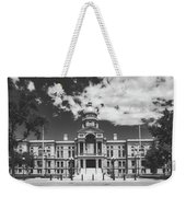 Wyoming State Capitol - Cheyenne Weekender Tote Bag