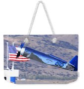 Yak Attack Sunday's Gold Unlimited Race Weekender Tote Bag