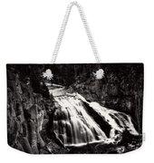 Yellowstone's Gibbon Falls Weekender Tote Bag