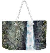 Yosemite Bridal Veil Falls Weekender Tote Bag