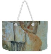 Young Girl 57905062 Weekender Tote Bag