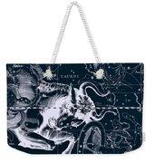 Zodiac Weekender Tote Bag