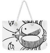 Zodiac: Cancer, 1482 Weekender Tote Bag