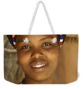 Zulu Maiden Weekender Tote Bag