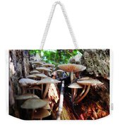 10-15-16--0704 Don't Drop The Crystal Ball Weekender Tote Bag
