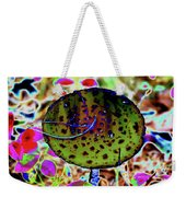 10-15-16--8400 # 2 Don't Drop The Crystal Ball Weekender Tote Bag
