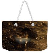 10-17-16--8634 The Moon, Don't Drop The Crystal Ball, Crystal Ball Photography Weekender Tote Bag
