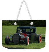1930 Ford Coupe Hot Rod Weekender Tote Bag