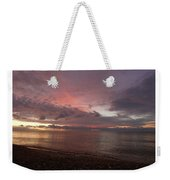10-27-16--1856 Don't Drop The Crystal Ball Weekender Tote Bag