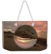 10-27-16--1870 Don't Drop The Crystal Ball, Crystal Ball Photography Weekender Tote Bag