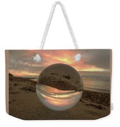 10-27-16--1914 Don't Drop The Crystal Ball, Crystal Ball Photography Weekender Tote Bag