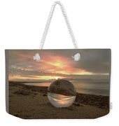 10-27-16--1918 Don't Drop The Crystal Ball, Crystal Ball Photography Weekender Tote Bag