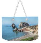 Aphrodite's Rock - Cyprus Weekender Tote Bag