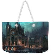 City Weekender Tote Bag