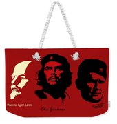 Communism Weekender Tote Bag