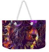 Dog Cavalier King Charles Spaniel  Weekender Tote Bag
