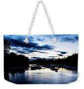 Elkton River Weekender Tote Bag